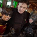 con batman and robin
