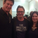 ellyn and I with Gary Oldman