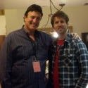 with Jon Heder