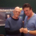 with Michael Berryman
