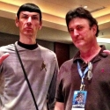 With Spock Vegas