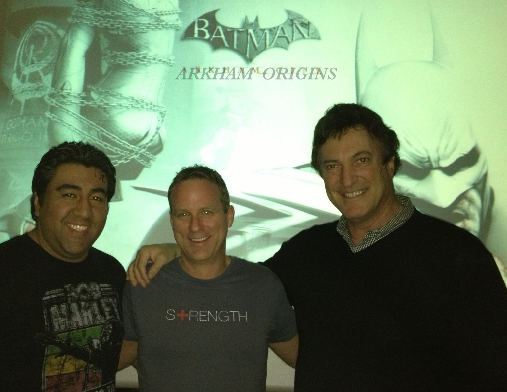 last day at Arkham WB