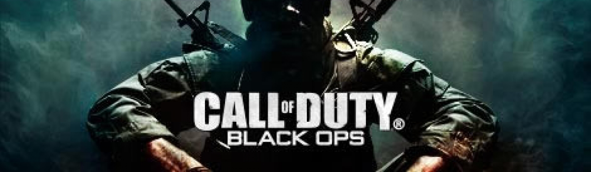 Voice of Adams and the Interrogator in Call of Duty - Black Ops