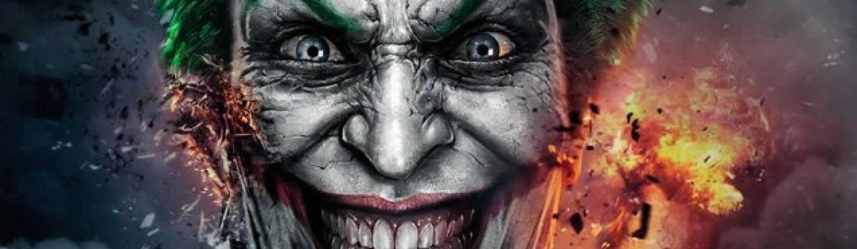 Voice of The Joker in Injustice: Gods Among Us
