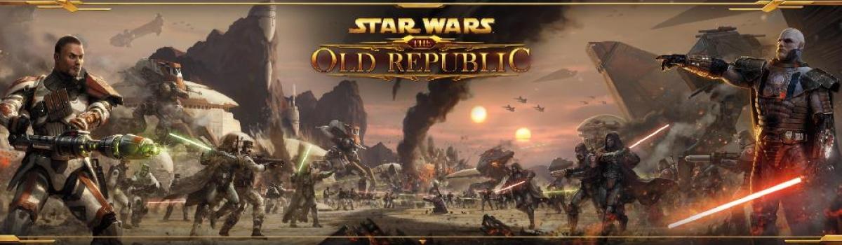 Voice of Captain Dragen / Captain Lieber in Starwars: The Old Republic