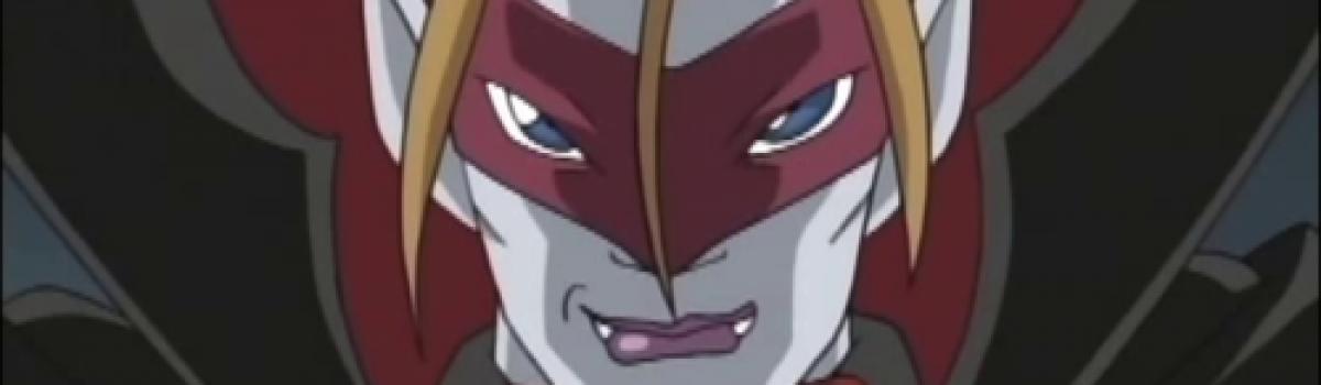 Voice of Myotismon in Digimon