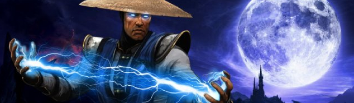 Voice of Raiden in Mortal Kombat X