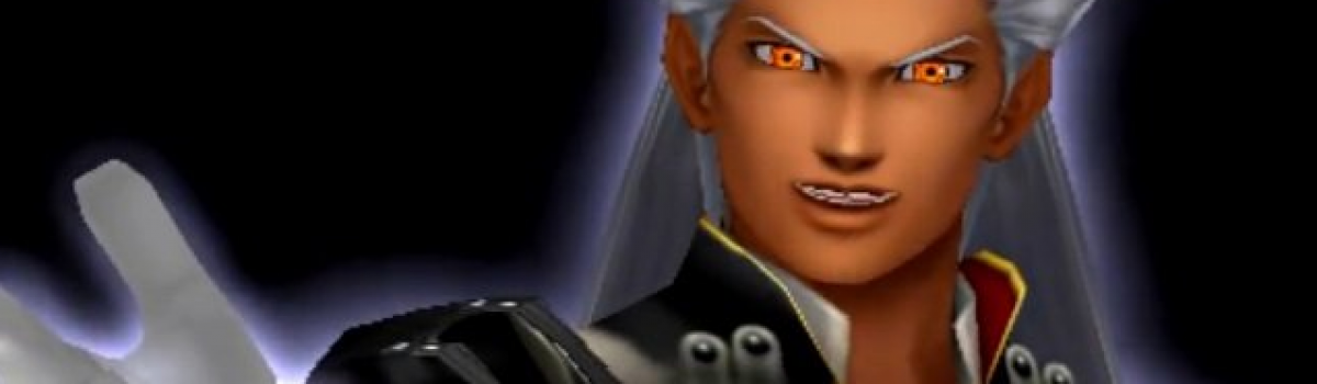 Voice of Ansem in Kingdom Hearts