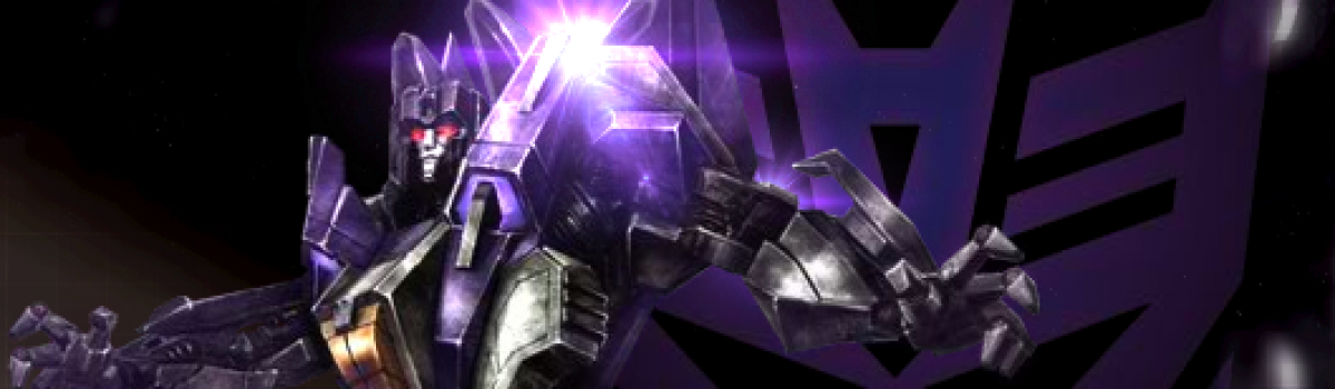 Voice of Skywarp in Transformers: War for Cybertron